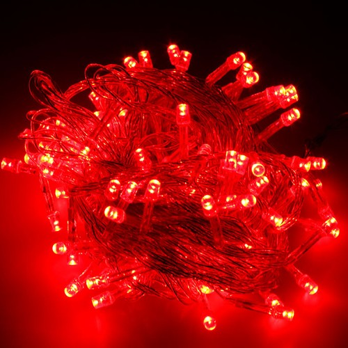 Fairy light  color- Red