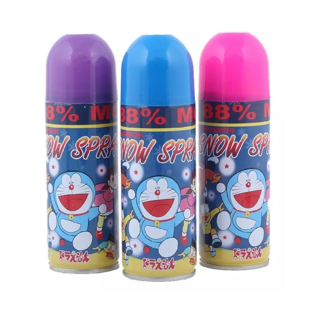 snow spray 3pcs