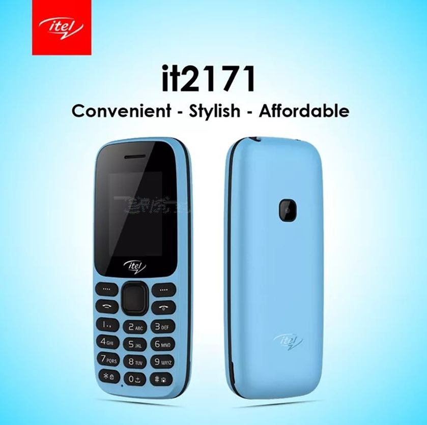 Itel it2171 1000mAh Battery Feature Phone
