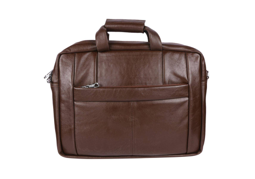 LEATHER OFFICE BAG FOR MEN