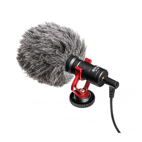 BOYA MM1 Camera Video Microphone
