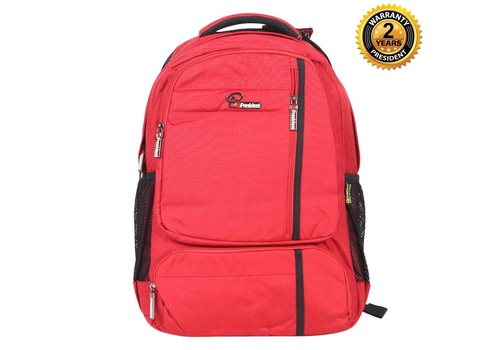 "PRESIDENT 18"" ROSE RED SCHOOL BAG"