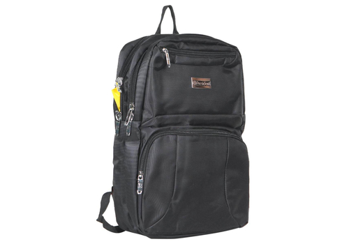 WATERPROOF PRESIDENT BLACK LAPTOP BACKPACK