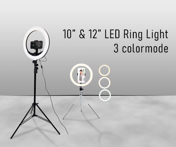 "Ring Light(12"")"