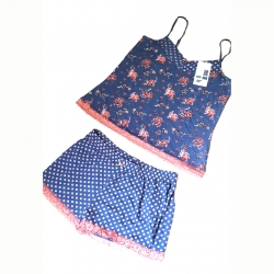 Ladies Tank Top and Underwear Sleep Set