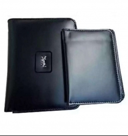 Artificial leather Money bag for men