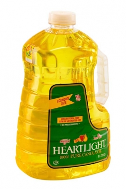 Heart Light Canola Oil 3liter