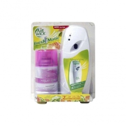 Automatic Room Spray With Dispenser - White